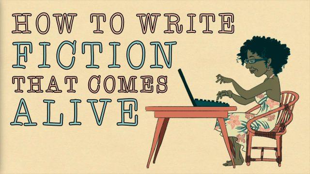 How to write descriptively – Nalo Hopkinson