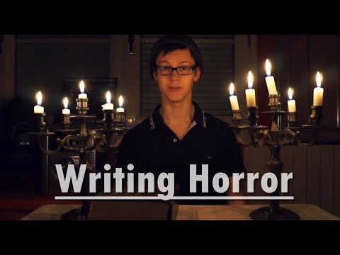 The horror genre and tips for writing horror !