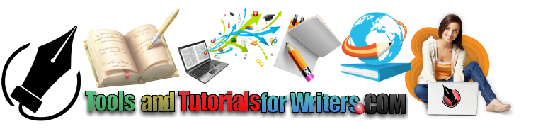 Tools and Tutorials for Writers