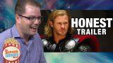 Honest Reactions: Thor Writer Watches Thor Honest Trailer