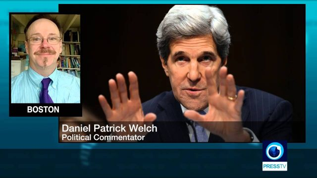US risks nuclear war with Russia over Syria: American writer