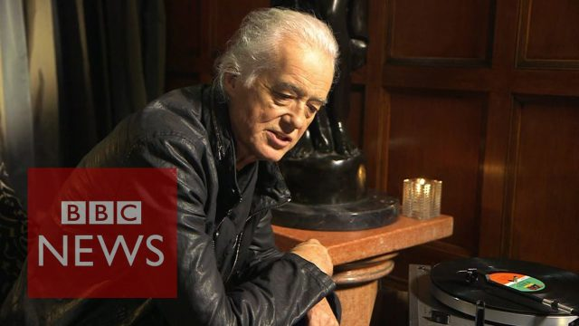 Jimmy Page: How Stairway to Heaven was written – BBC News