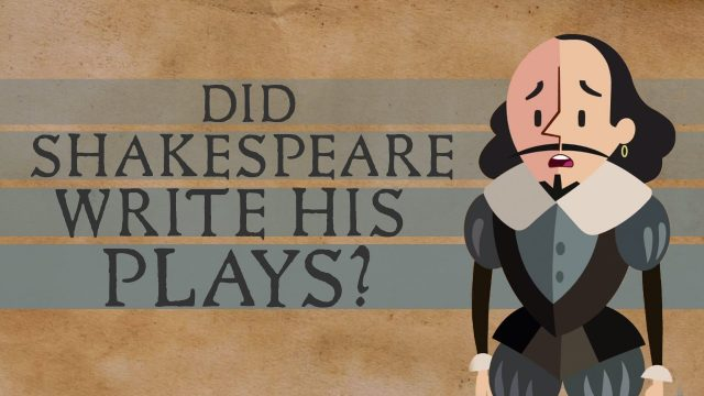 Did Shakespeare write his plays? – Natalya St. Clair and Aaron Williams