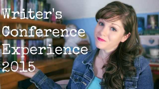 Writer's Conference Experience 2015
