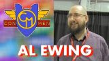Con Men Interviews: Writer Al Ewing on Loki: Agent of Asgard  Mighty Avengers