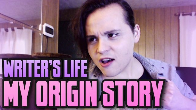 My Origin Story ✦ Writer's Life Vlogs