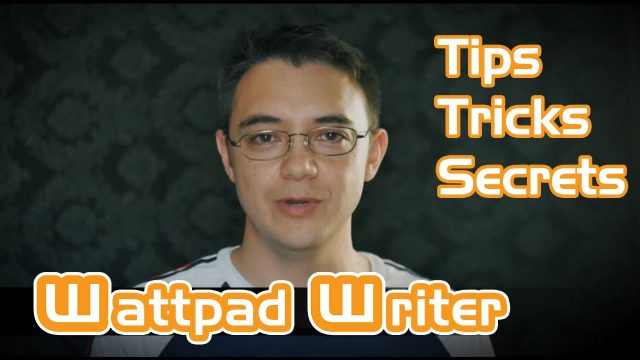 WattPad Writer Intro – Welcome to my channel