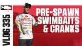 Fall Grass Fishing At the Spro Writer's Conference on Lake Eufaula with Chad Morgenthaler