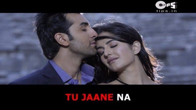 Tu Jaane Na – Bollywood Sing Along – Ajab Prem Ki Ghazab Kahani – Atif Aslam