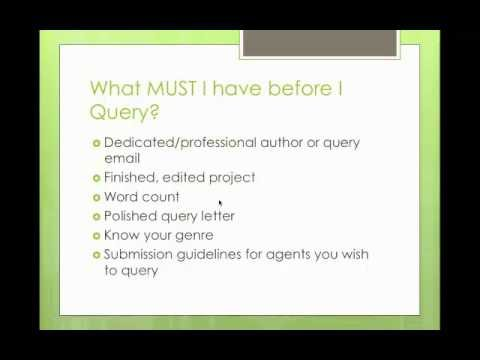 How to Hook an Agent or Editor with Your Query