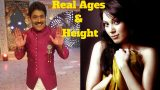 Real Ages and Height  of  Cast Taarak Mehta Ka Ooltah Chasmah Episode 2001 12  August 2016