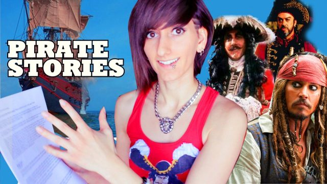 ★ How to Write a Pirate Story? ★ Writing Tips ★