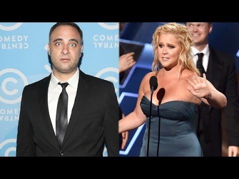 Amy Schumer calls out writer over rape victim-shaming
