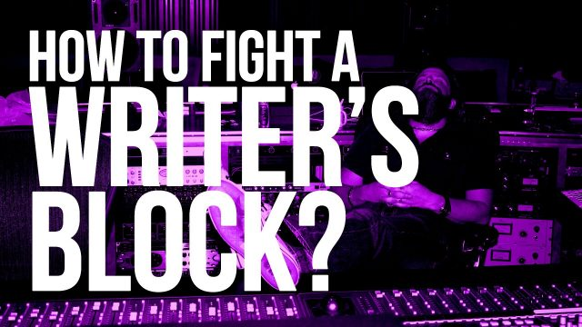 How to fight a writer's block? – Viewer Questions