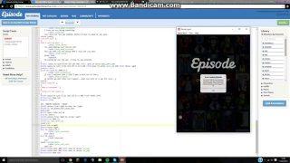 Server problem? (Episode Writer Portal and App)