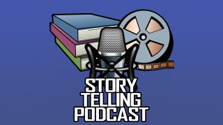 The Story Telling Podcast #8  Reading Like a Writer (with Ed Ditto)