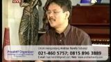 Andrias Harefa, WTS (Writer-Trainer-Speaker): Tips Berbisnis Lembaga Kurus @Breakfast Club Metro TV