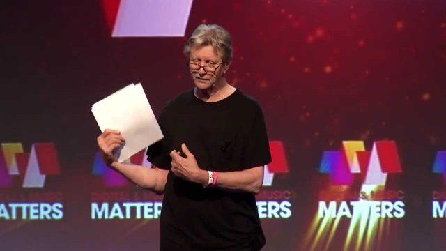 Music Matters 2013 – Ralph Murphy – How to write a Hit!
