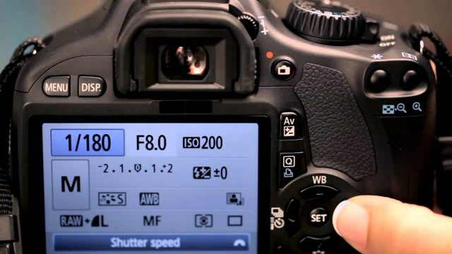 Canon 550D Training Video – Beginner guide to photography part 1/3