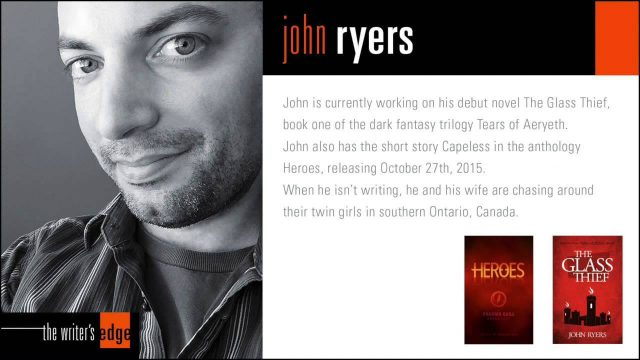 Writing a fantasy book?