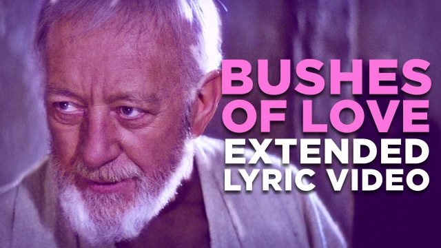 """BUSHES OF LOVE"" — Extended Lyric Video"