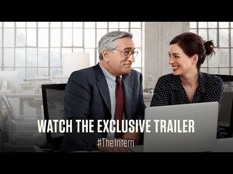The Intern – Official Trailer 2 [HD]