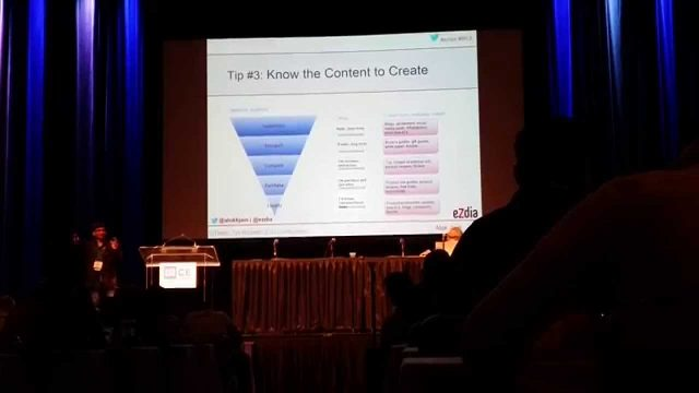 IRCE 2014 : 10 tips on Creating SEO-Friendly Content by Alok Jain