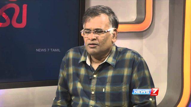 Velicham seg 1 (9-11-14) with writer and literary critic Jeyamohan – NEWS 7 TAMIL