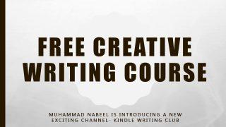 Kindle Writing Club – Improve your Creative Writing Skills