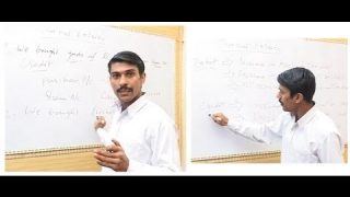 Accounting Lecture 1 – Basic Debit and Credit Concepts