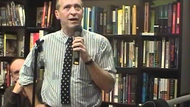 Funny! David Sedaris at The Village Voice