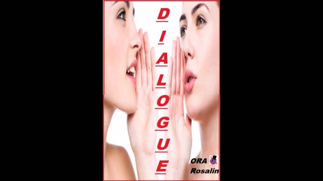 Fiction Writing (Chapter 1):DYNAMIC DIALOGUE TIPS, Writing Dialogue Format, Writing Examples