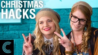 The Most Organic Vlog: Christmas Hacks