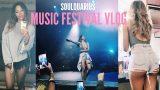 INSTASTORY & SNAPCHAT MUSIC FESTIVAL VLOG | Ameriie