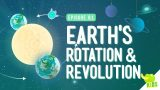Earth's Rotation & Revolution: Crash Course Kids 8.1