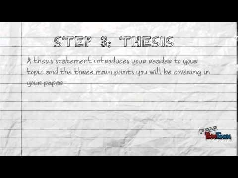 Writing an Introduction to a Research Paper
