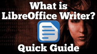 What is LibreOffice Writer? | Introduction for Beginners