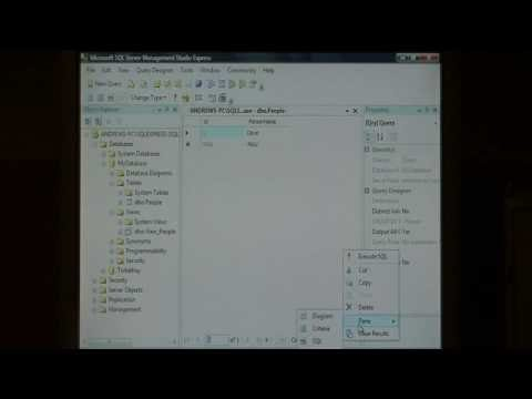 Software Tips & Lessons : Writing Queries in SQL Server