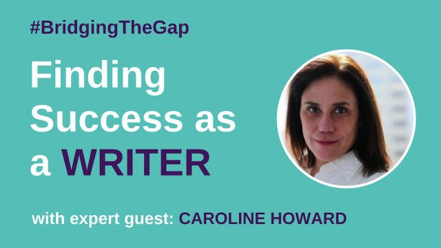 #BridgingTheGap: How to Become a Forbes Writer –  Finding Success in Publishing