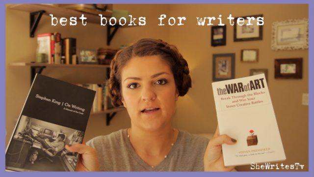 Top Books On Writing – Stephen King & Steven Pressfield (Booktube)