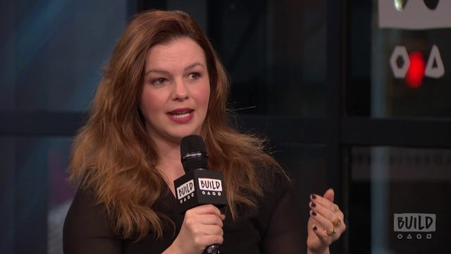 """Amber Tamblyn Talks About Her Off-Broadway Debut In """"Can You Forgive Her?"""" And More"""