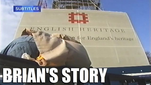 Brian's Story – Cutting Edge Documentary Films Channel 4 – Alcohol, Mental Health, Homeless