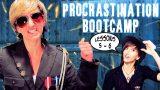 Procrastination Bootcamp: Lessons 5 & 6