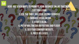 How Do You Market An Online Business?