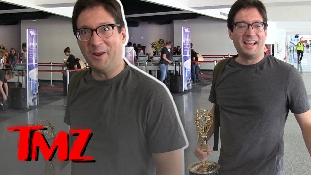 'The Daily Show' Writer Dan McCoy: My Emmy Is My Carry On! | TMZ