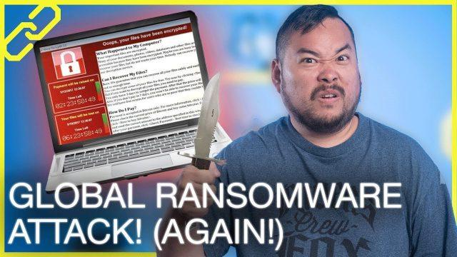 Google fined $2.72 Billion, Global Ransomware Attack 2.0 – Netlinked Daily