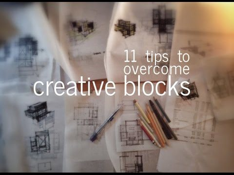 artistic block and the techniques to overcome the problem
