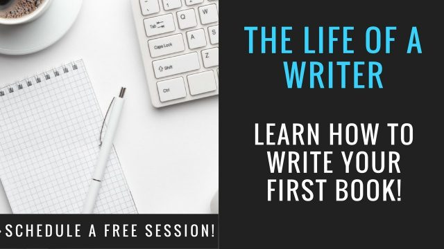 Writing Tips For Beginners – The Life Of A Writer [Trailer]