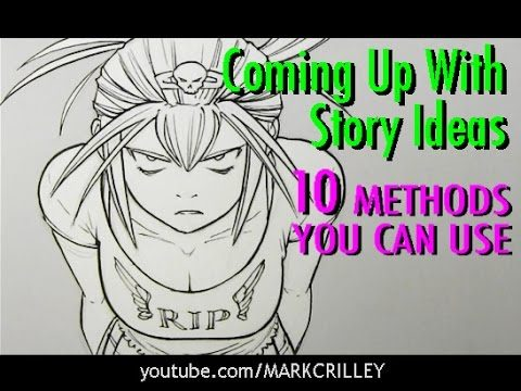 Coming Up With Story Ideas: 10 Methods You Can Use