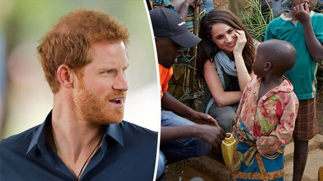 Prince Harry writer reveals why he's taken Meghan Markle to Africa amid engagement claims